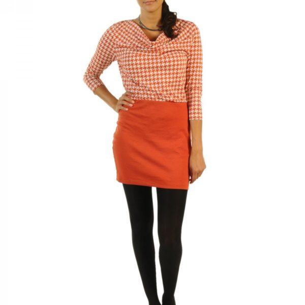 Dámské outlet šaty Vero Moda Clarice Houndstooth