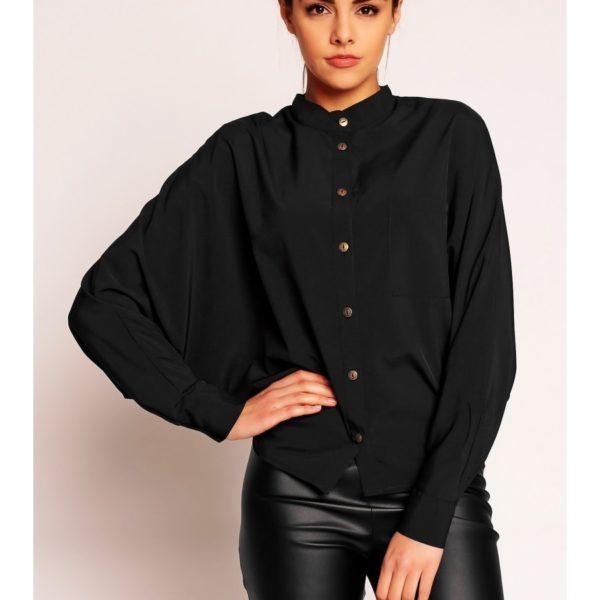 Elegantní dámská halenka černá