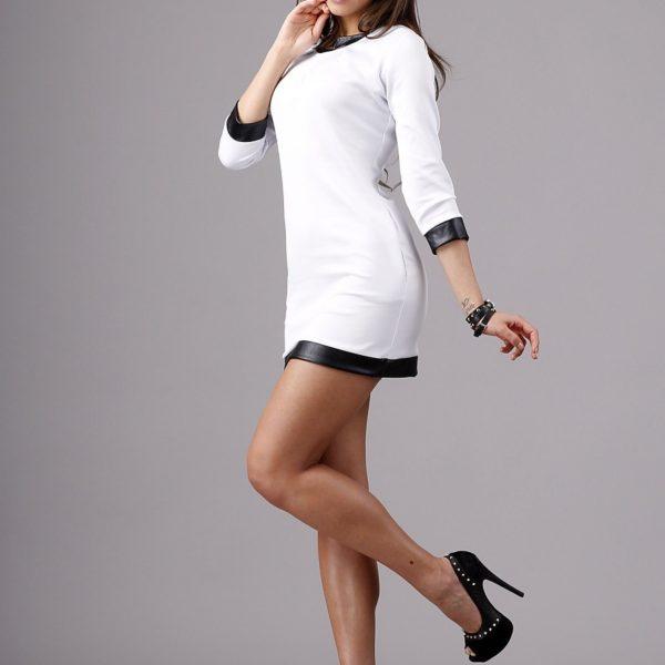 Modní dámské šaty 22123