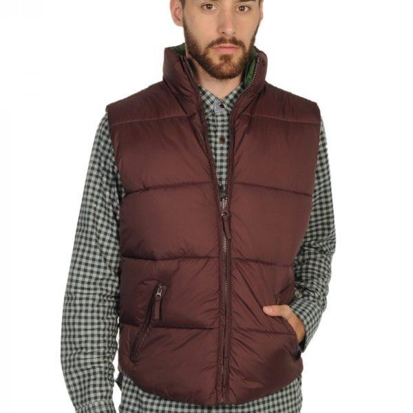 Pánská zimní vesta Selected Manley
