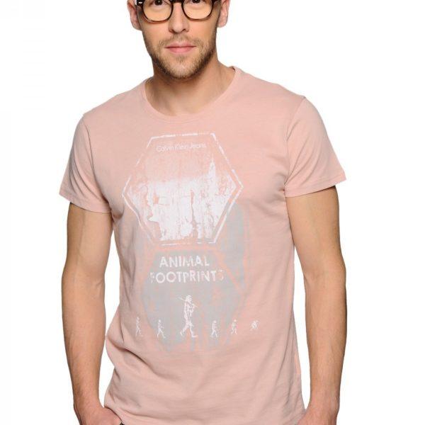 Pánské tričko s krátkým rukávem Calvin Klein
