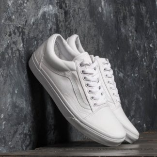 Vans Old Skool True White