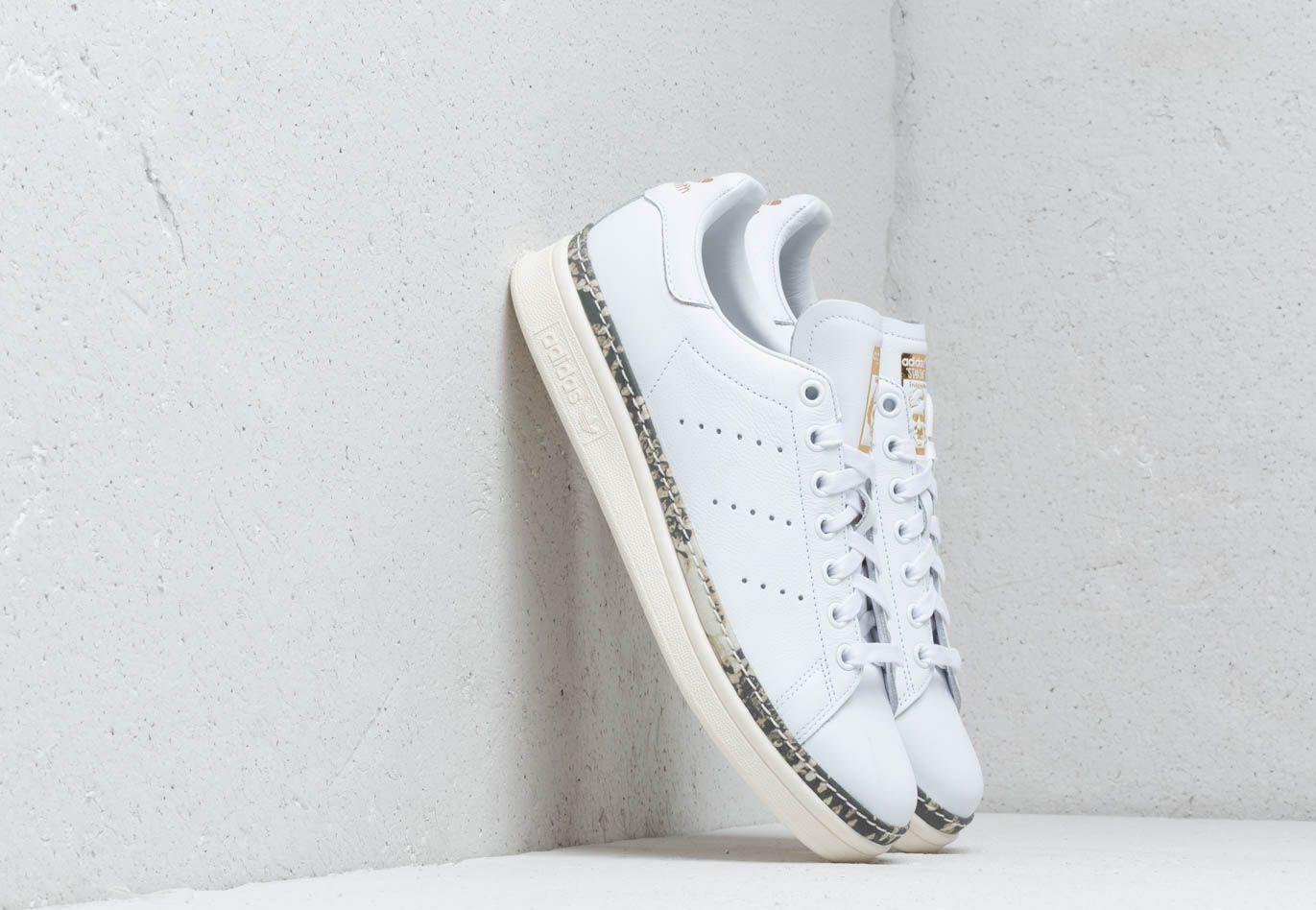 adidas Stan Smith New Bold W Ftw White/ Off White/ Supcol