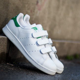adidas Stan Smith CF Ftw White/ Ftw White/ Green