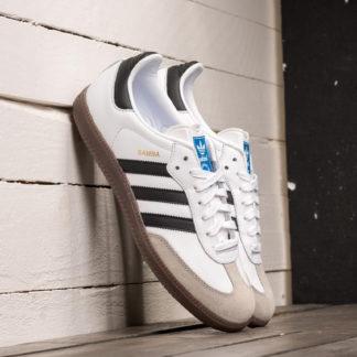 adidas Samba OG Ftw White/ Core Black/ Clear Granite