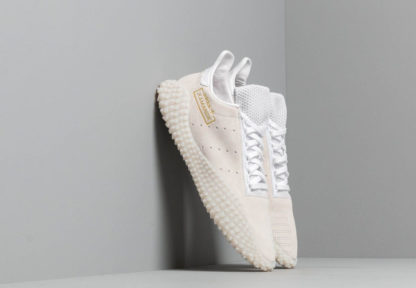 adidas Kamanda01 Crystal White/ Ftw White/ Gold Metalic