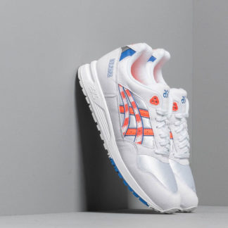 Asics Gelsaga White/ Flash Coral