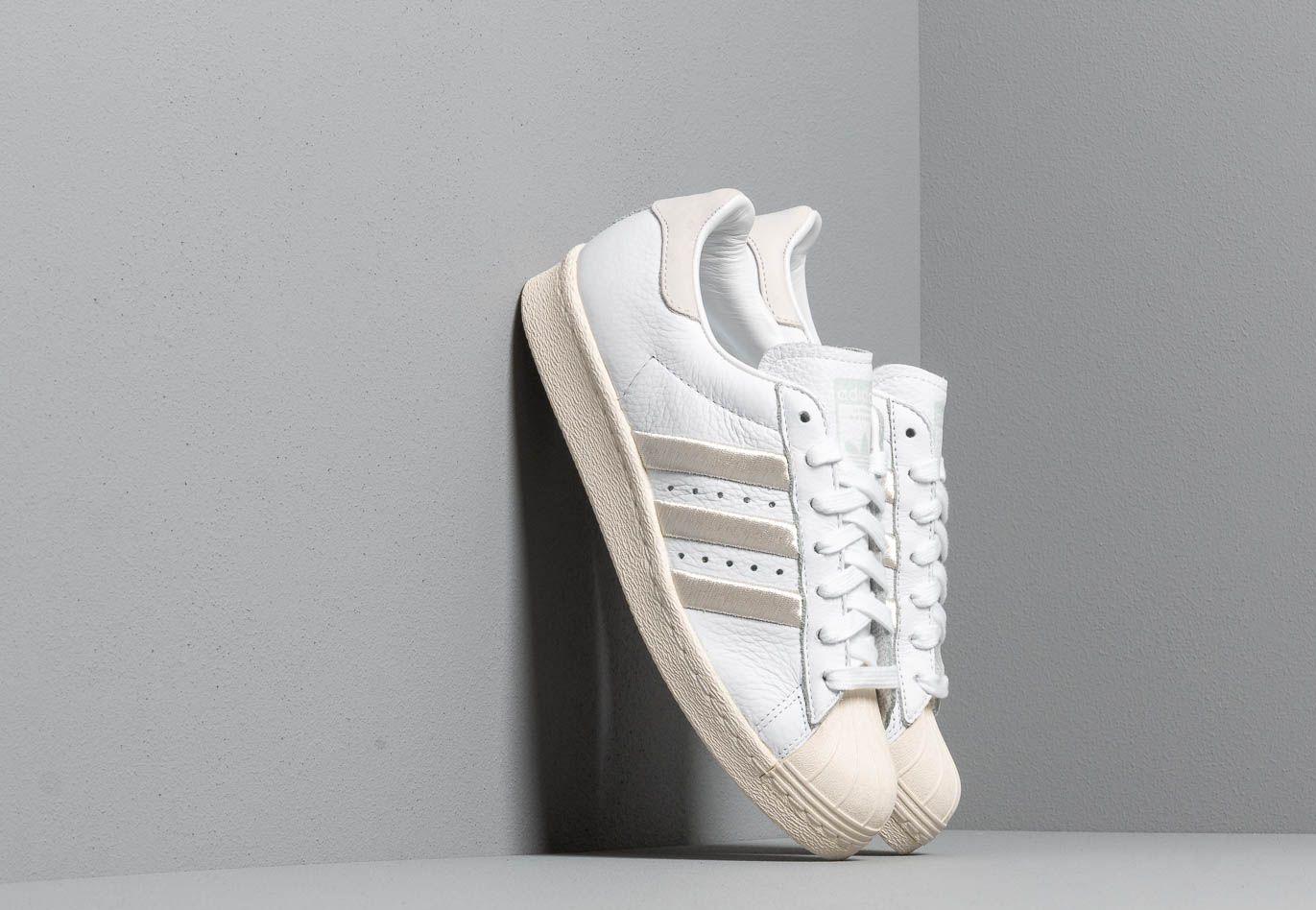 adidas Superstar 80S W Ftw White/ Grey One/ Off White