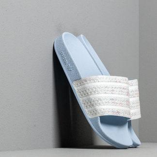 adidas Adilette W Periwinkle/ Ftw White/ Periwinkle