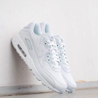 Nike Air Max 90 Leather True White/ True White