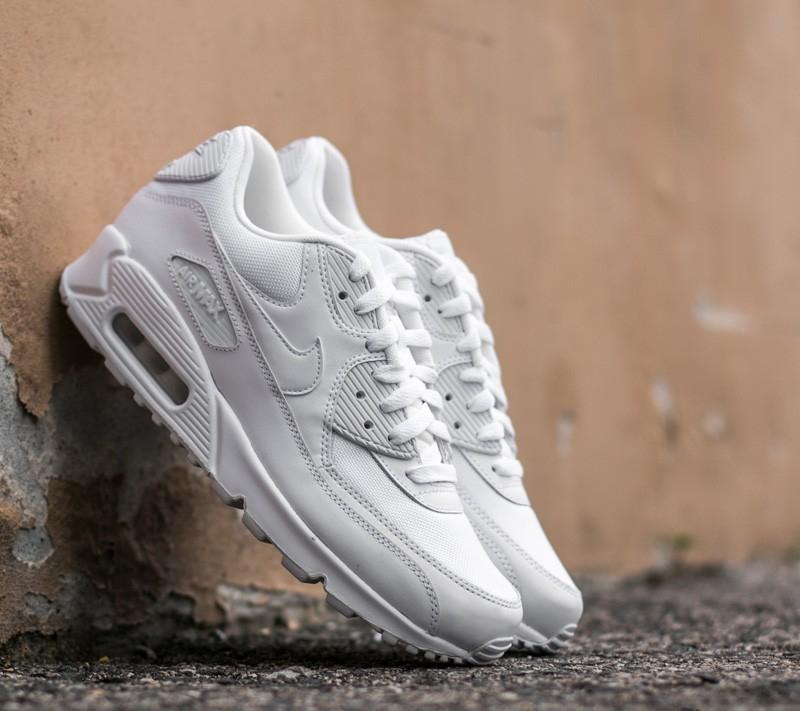 Nike Air Max 90 Essential White/ White-White-White
