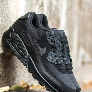 Nike Air Max 90 Essential Black/ Black-Black-Black