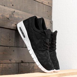 Nike Stefan Janoski Max Black/ Black-White