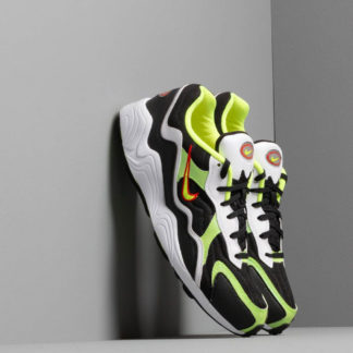 Nike Air Zoom Alpha Black/ Volt-Habanero Red-White