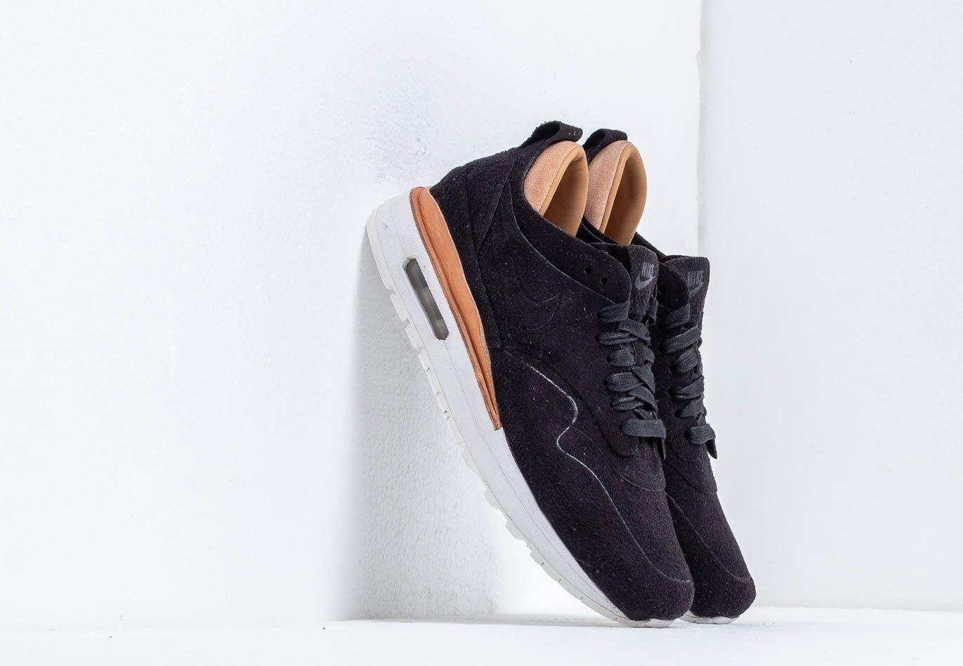 Nike Wmns Air Max 1 Royal Black/ Black