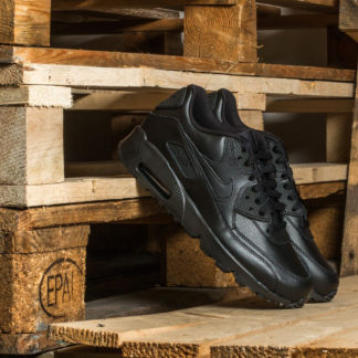 Nike Air Max 90 Ltr (GS) Black/ Black