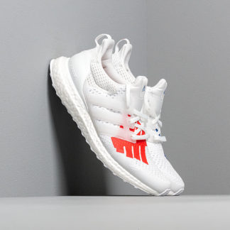 adidas x Undefeated Ultraboost Core White/ Scarlet/ Core White