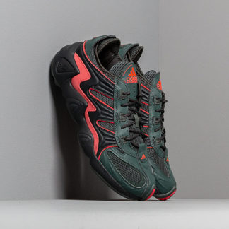 adidas FYW S-97 Legend Ivy/ Carbon/ Shock Red