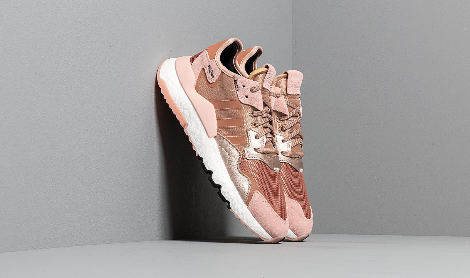 adidas Nite Jogger W Rogome/ Vapor Pink/ Core Black