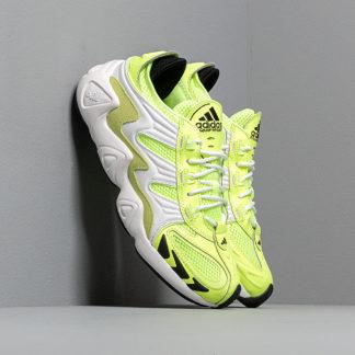 adidas FYW S-97 W Hi-Res Yellow/ Crystal White/ Core Black