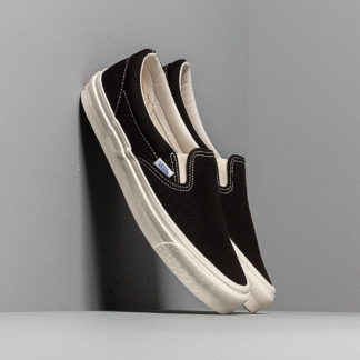 Vans OG Classic Slip On LX (Canvas) Black