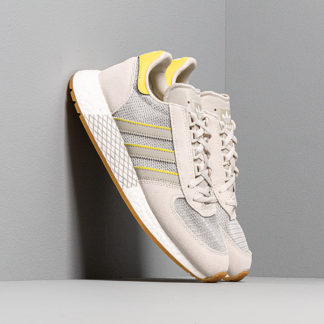adidas Marathon Tech W Raw White/ Sesame/ Beta Yellow