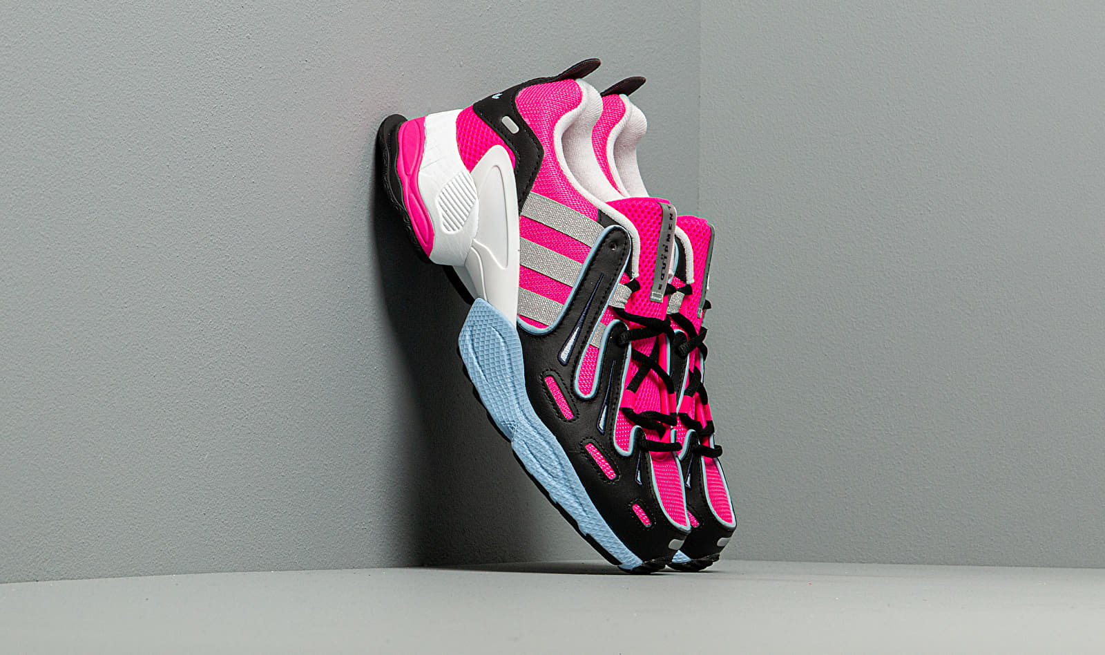 adidas EQT Gazelle W Shock Pink/ Silver Mate/ Glow Blue