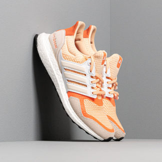 adidas UltraBOOST S&L W Glow Orange/ Off White/ Semi Core Orange