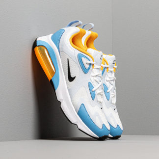 Nike W Air Max 200 White/ Black-Half Blue-University Blue