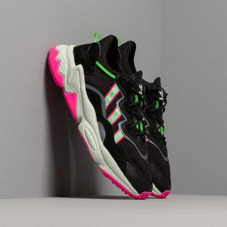 adidas Ozweego W Core Black/ Shock Lime/ Shock Pink