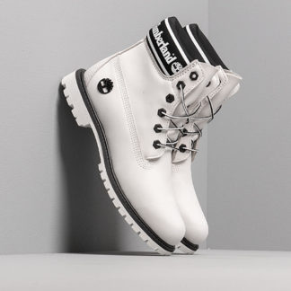 Timberland 6in Premium WP Boot L/F- W White