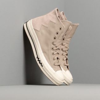 Converse Chuck 70 Vltg Leather And Suede Papyrus/ Papyrus/ Egret