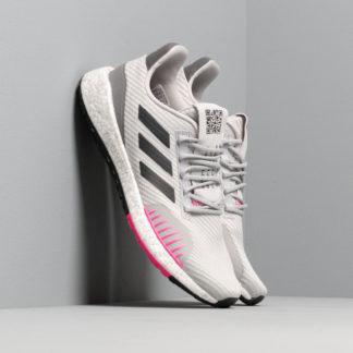 adidas PulseBOOST HD Winter W Grey Two/ Core Black/ Shock Pink