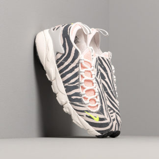 Nike x Olivia Kim W Air Footscape Nxn Summit White/ Volt-Bleached Coral-Black