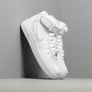 Nike Air Force 1 Mid '07 White/ White