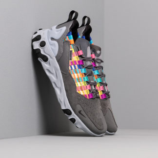 Nike React Sertu Iron Grey/ Black-Lt Smoke Grey