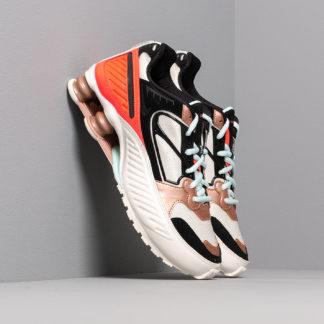Nike Wmns Shox Enigma Sail/ Black-Mtlc Red Bronze-Pure Platinum