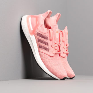 adidas UltraBOOST 20 W Glow Pink/ Maroon/ Signature Coral