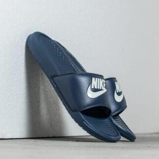 Nike Benassi Jdi Midnight Navy/ Windchill 343880-403
