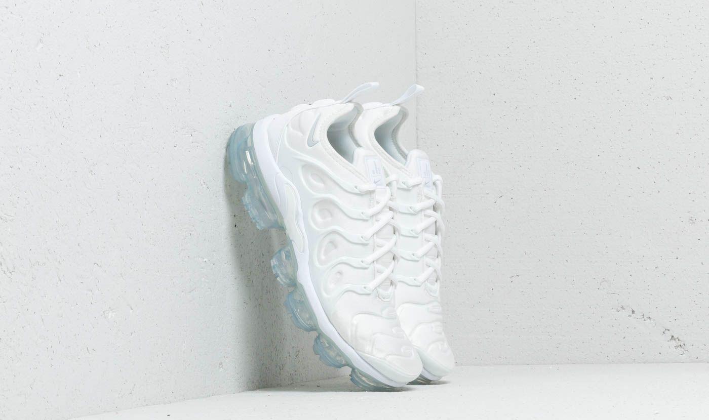 Nike Air Vapormax Plus White/ White-Pure Platinum 924453-100
