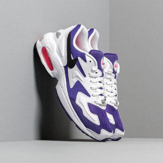 Nike Air Max 2 Light White/ Black-Court Purple-Hyper Pink AO1741-103