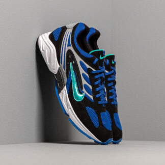 Nike Air Ghost Racer Black/ Hyper Jade-Racer Blue-Wolf Grey AT5410-001