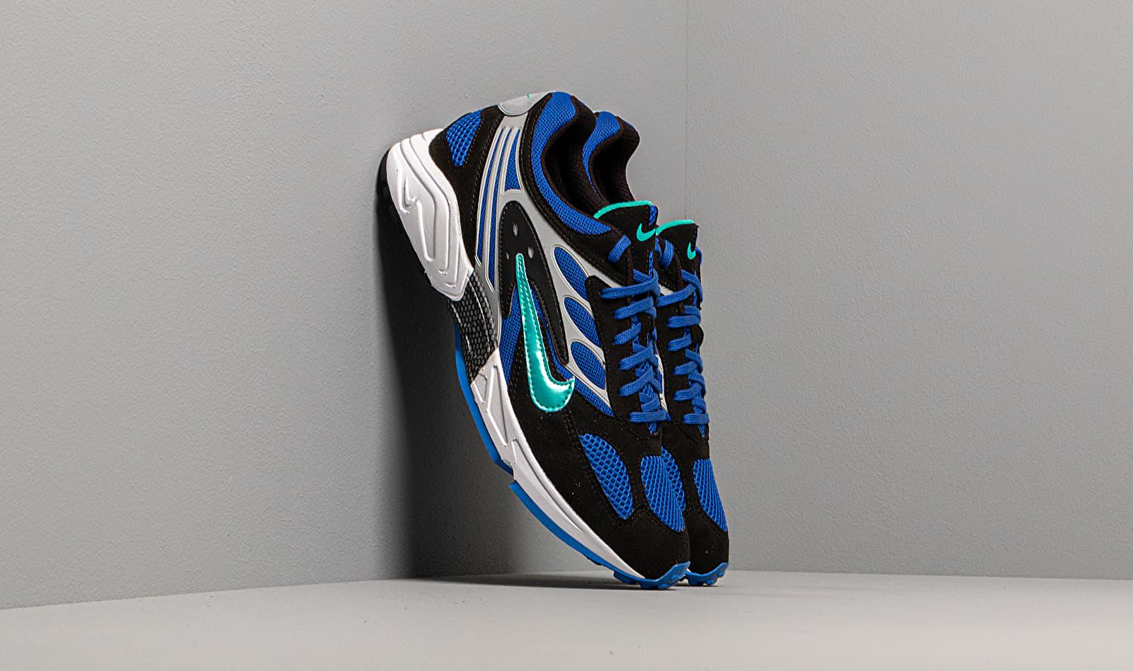 Nike Air Ghost Racer Black/ Hyper Jade-Racer Blue-Wolf Grey AT5410-001