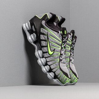 Nike Shox TL Wolf Grey/ Lime Blast-Black AV3595-005