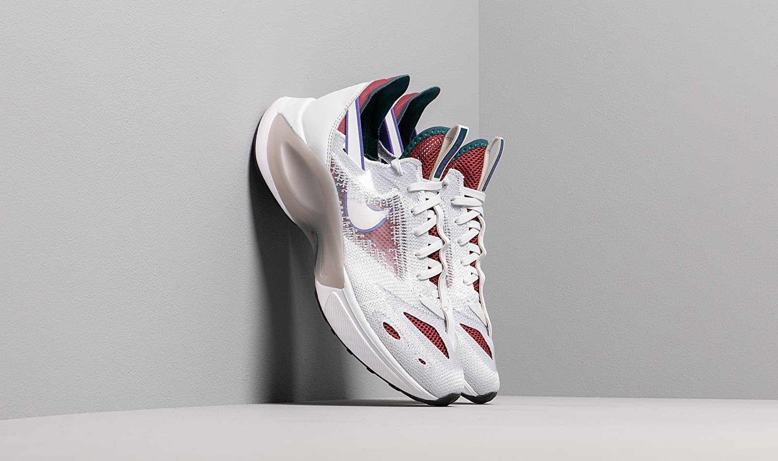 Nike N110 D/MS/X Pure Platinum/ Rush Violet-Midnight Turq AT5405-003
