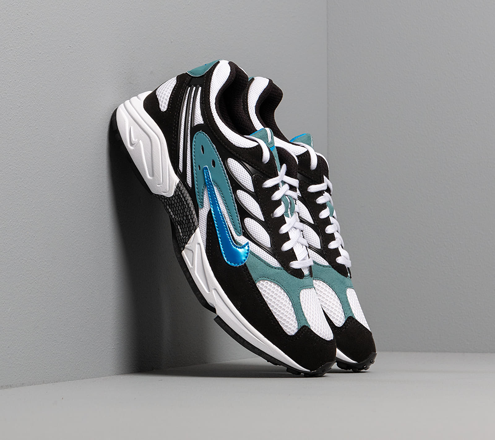 Nike Air Ghost Racer Black/ Photo Blue-Mineral Teal-Black AT5410-004