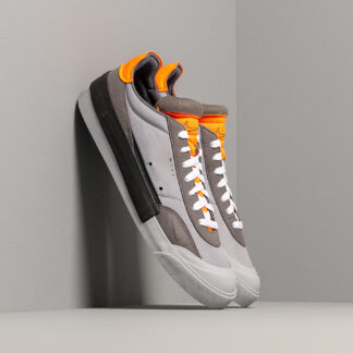 Nike Drop-Type Wolf Grey/ Black-Total Orange-Dark Grey AV6697-002