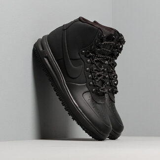 Nike Lunar Force 1 Duckboot '18 Black/ Black-Black BQ7930-003