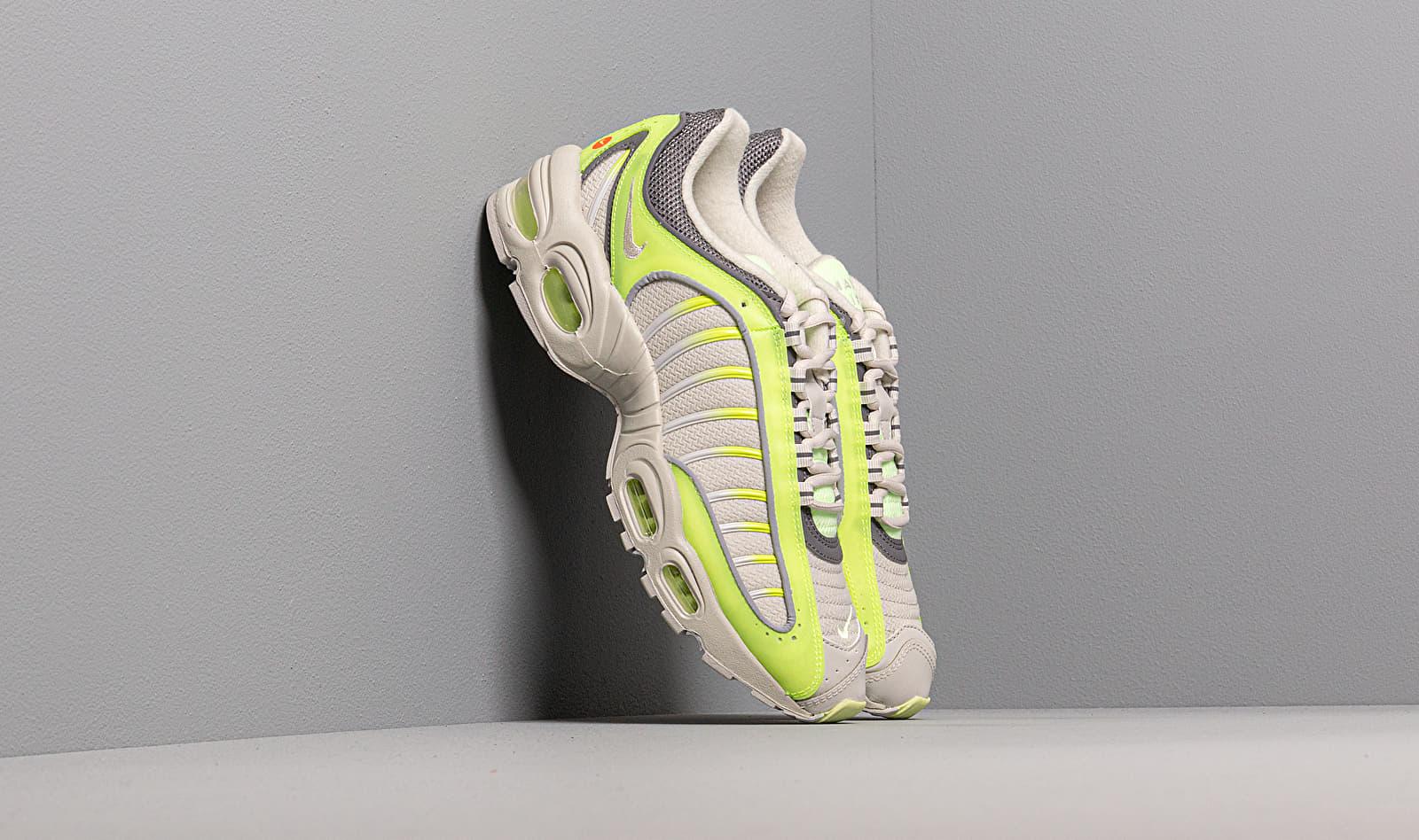 Nike Air Max Tailwind Iv Volt/ Light Bone-Gunsmoke-Barely Volt CJ0784-700
