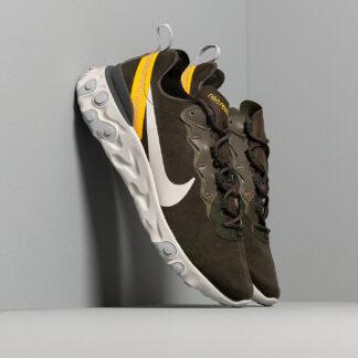 Nike React Element 55 Sequoia/ Light Bone-University Gold CQ6366-300